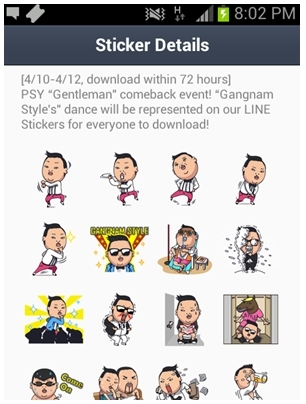 LINE, Free calls and messages, LINE stickers, android app, mobile app