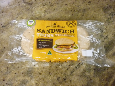 Sandwich Thin Packet