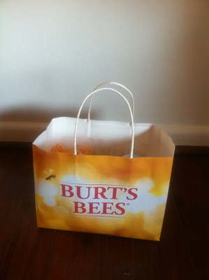 burts bees, burts bees grab bag review, beauty products review