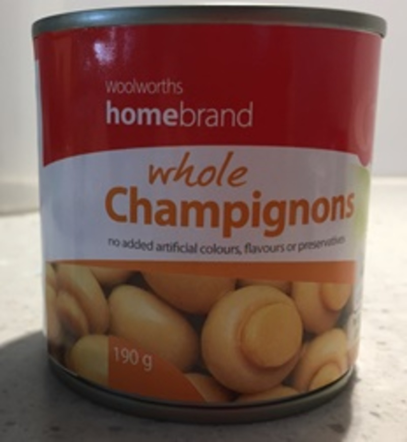 Champignons by Homebrand