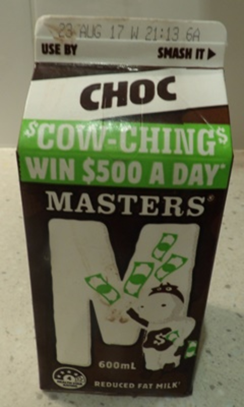Masters Chocolate Milk