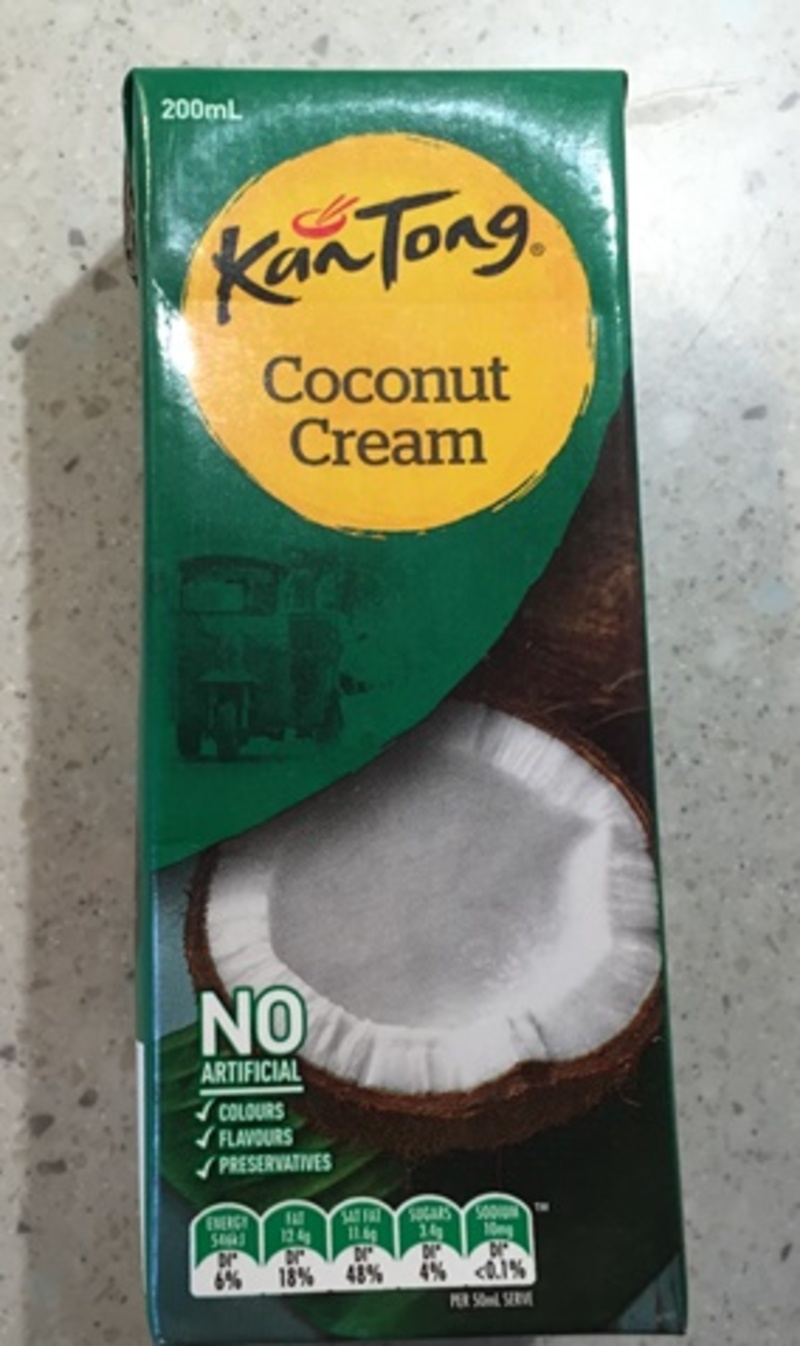 Coconut Cream by KanTong