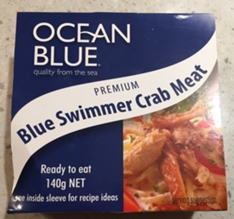 Ocean Blue Crab Meat