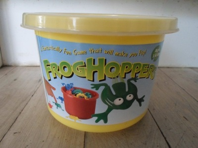 froghoppers viking toys