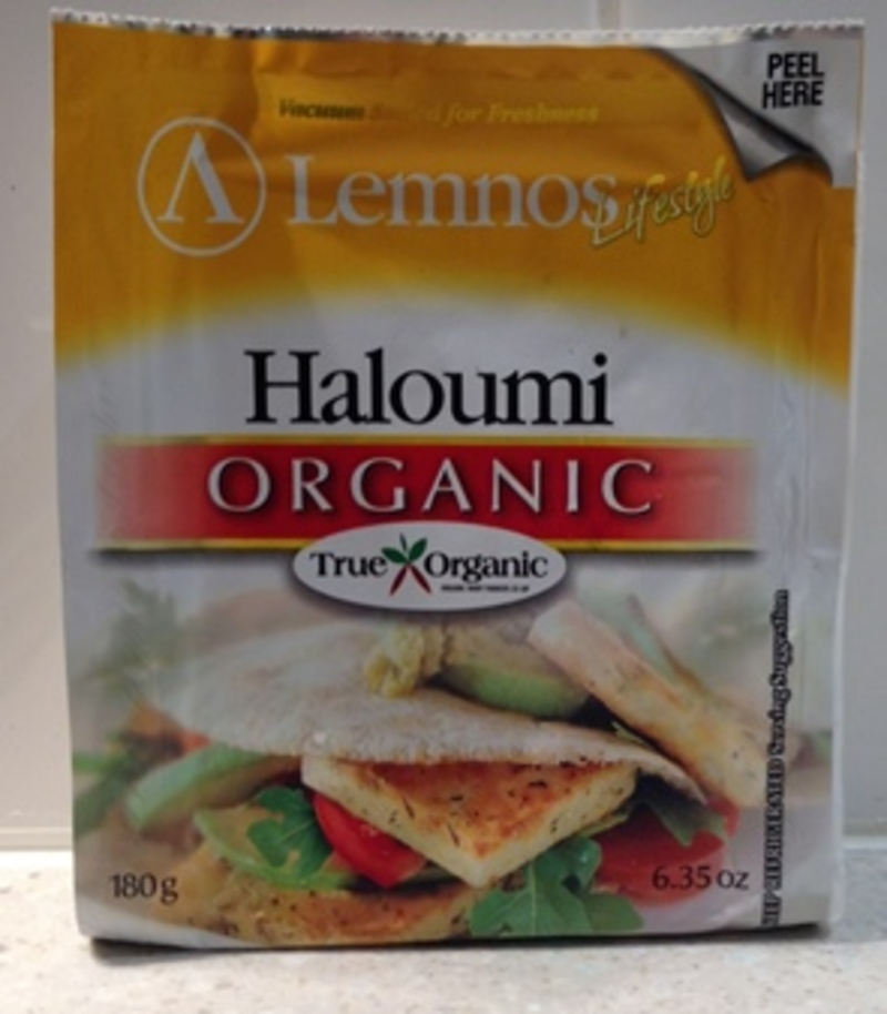 Haloumi Organic Cheese by Lemnos