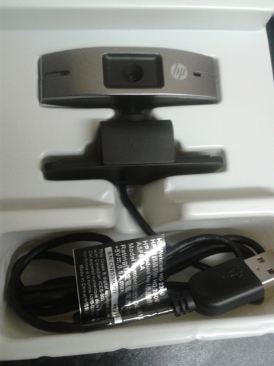 HP HD 2300 Webcam Review - Review Clue