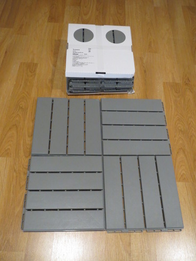 ikea runnen floor decking review review clue. Black Bedroom Furniture Sets. Home Design Ideas