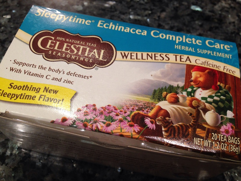 Celestial - Sleepytime a Echinacea Complete Care Wellness Tea