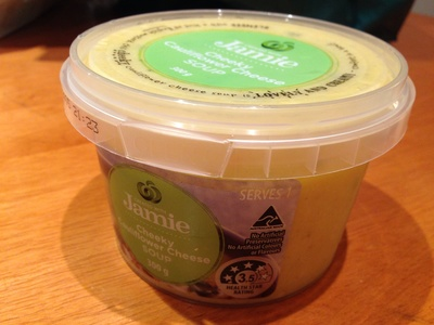 Jamie Oliver Cheeky Cauliflower Cheese Soup Review Review Clue