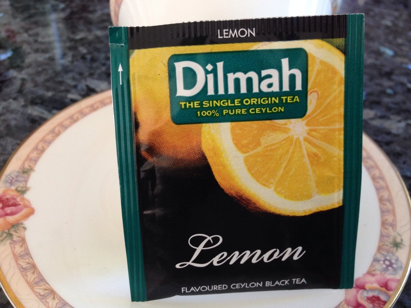 Dilmah - Lemon Flavoured Ceylon Black Tea