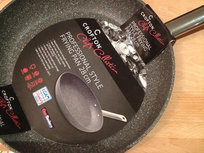 Crofton Chef S Collection Professional Style Frying Pan