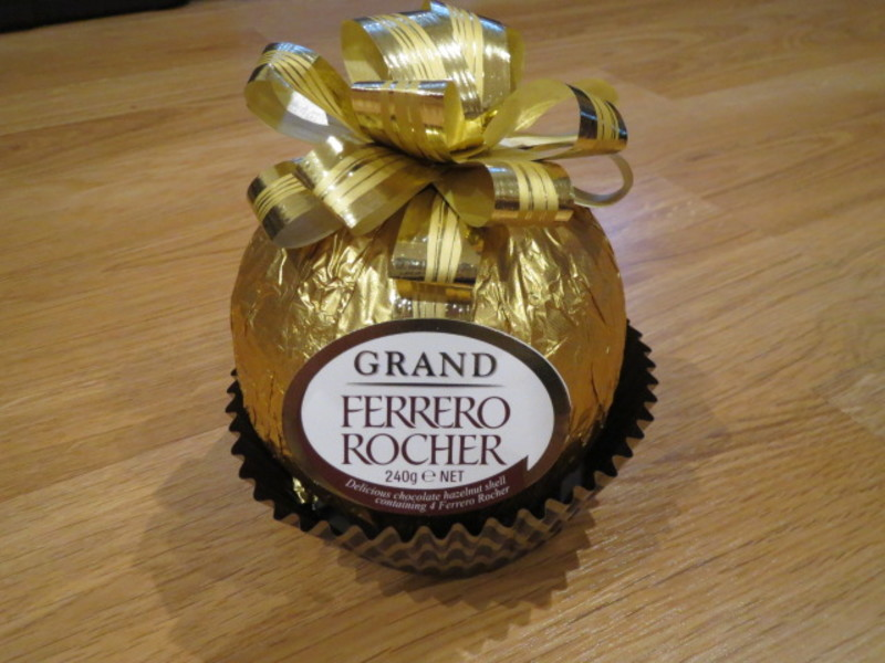 ferrero rocher essay The ferrero group is a family limited company marketing essay  (ferrero rocher  no longer wish to have the essay published on the uk essays website.