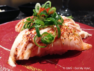 Spicy Grilled Salmon Nigiri Sushi Rio Review Review Clue