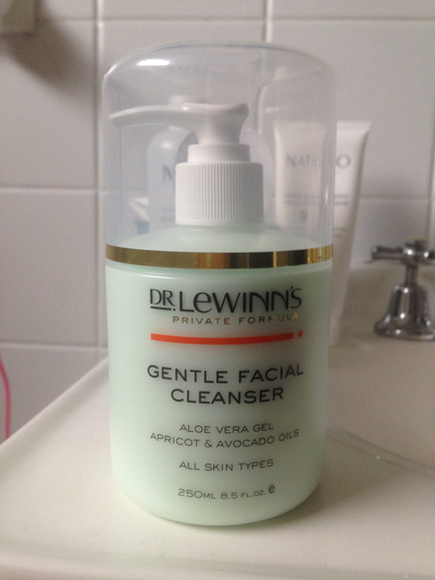Dr lewinn facial products