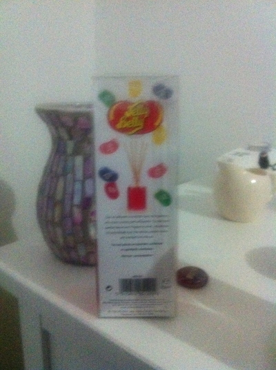 jelly belly reed diffuser