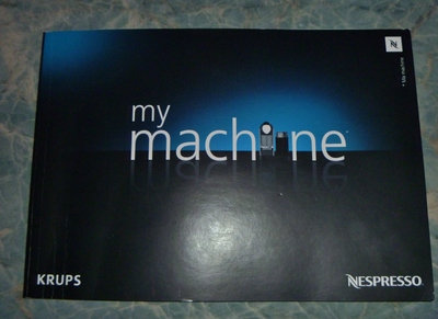 krups nespresso machine review my machine booklet