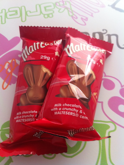 maltesers malteaster bunny, chocolate, easter, easter bunny