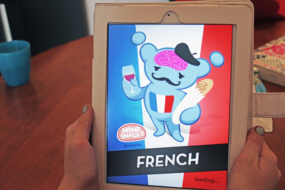 mind snacks french app, language learning apps, language ipad apps, french ipod apps, learn french on your ipod