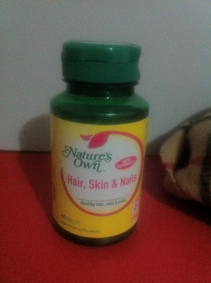 Nature S Own Hair Skin Nails Review