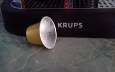 nespresso krups coffee machine review