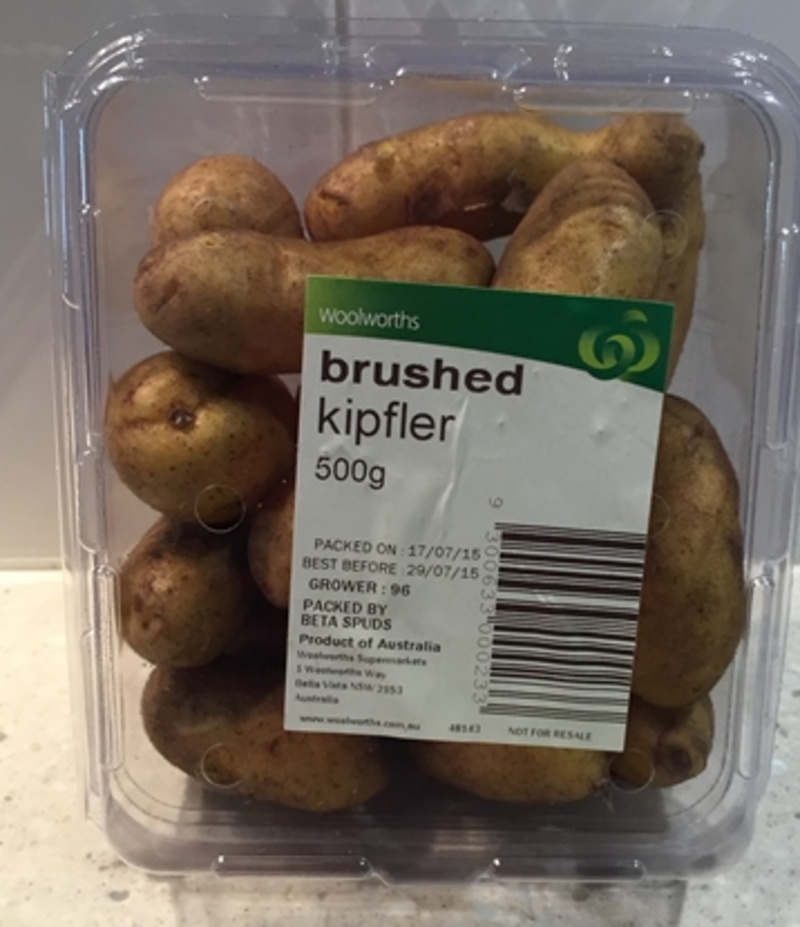 Kipfler Potatoes by Woolworths