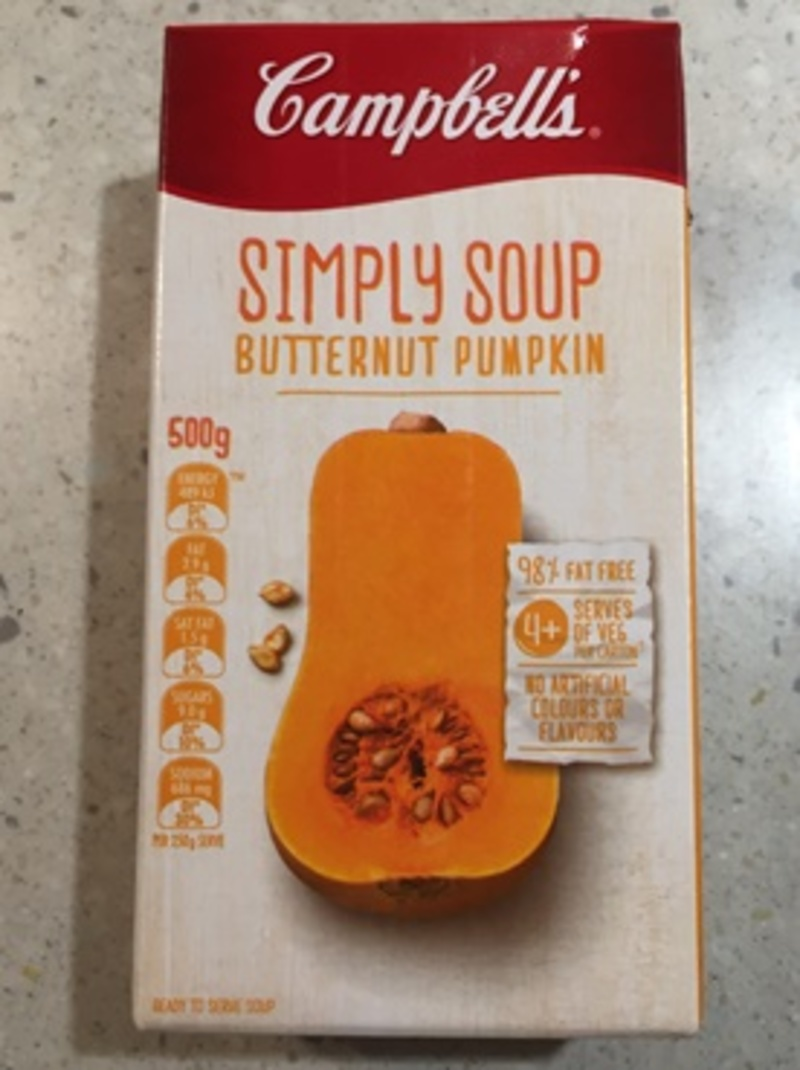 Campbells Simply Soup
