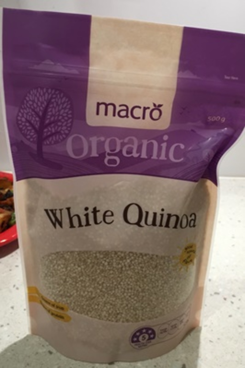 White Quinoa by Macro