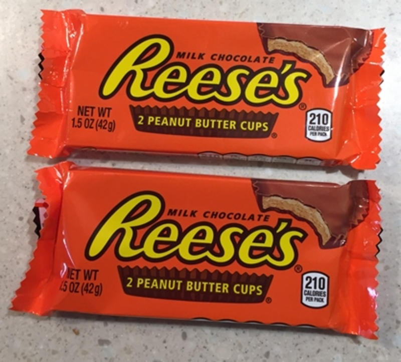 Reese's Peanut Butter Cup Chocolates