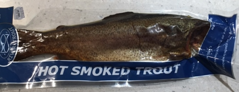 Hot Smoked Trout By Goulburn River Trout