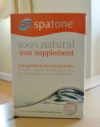 spatone iron supplement review