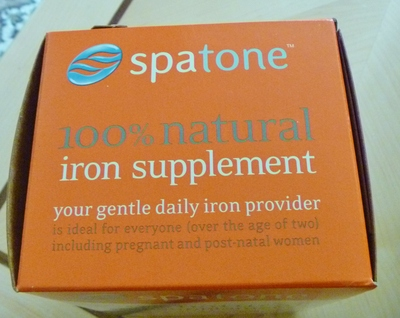 spatone iron supplements in juice