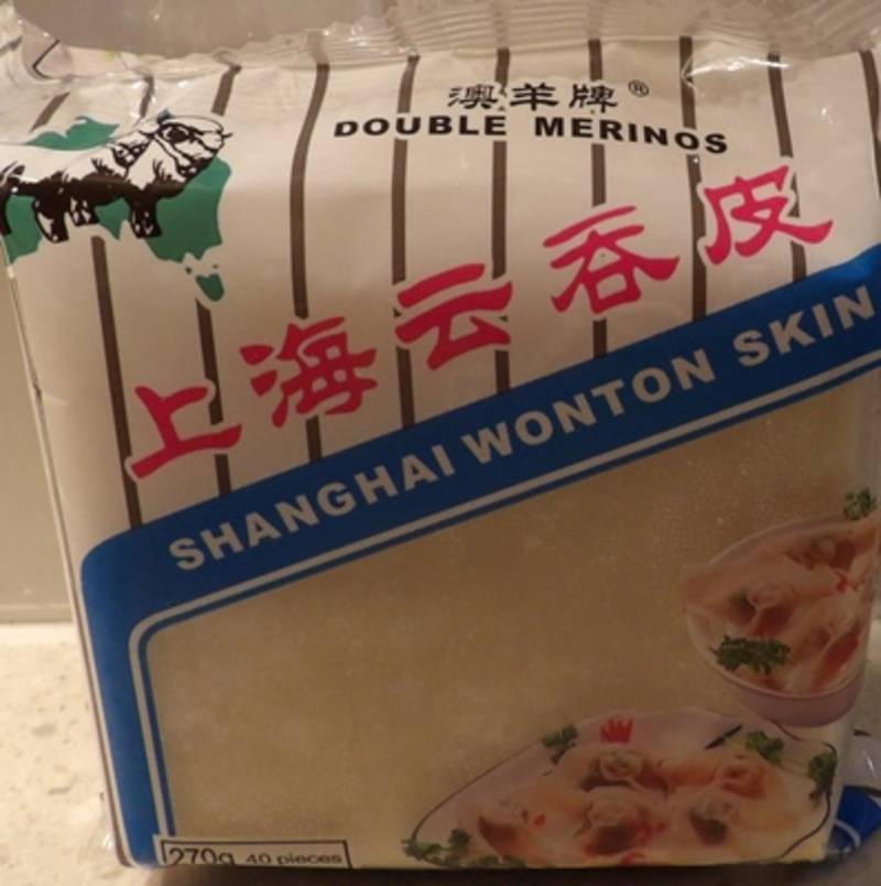 Wonton Wrappers by Pacific Food